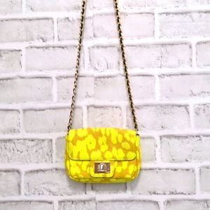 3/$20 Juicy Couture Small Yellow Purse